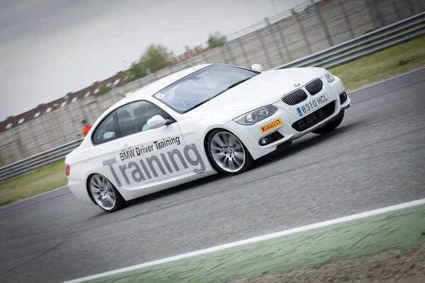 bmw driver training jarama