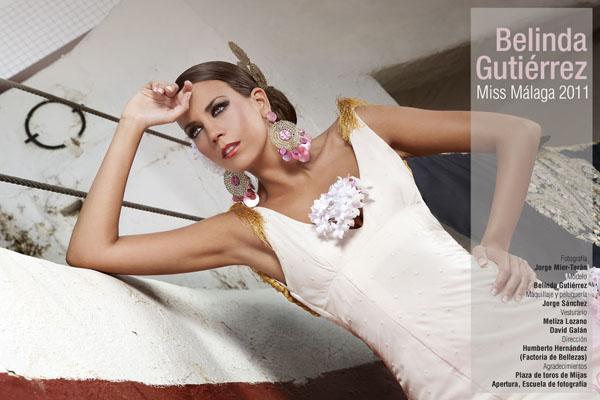 Belinda gutierrez editorial revista Entre