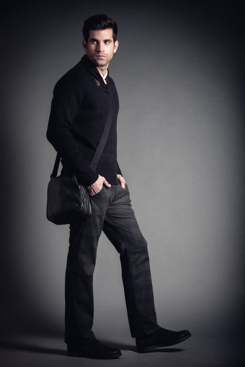 Fotografo moda para catalogo caster jeans Invierno 2013