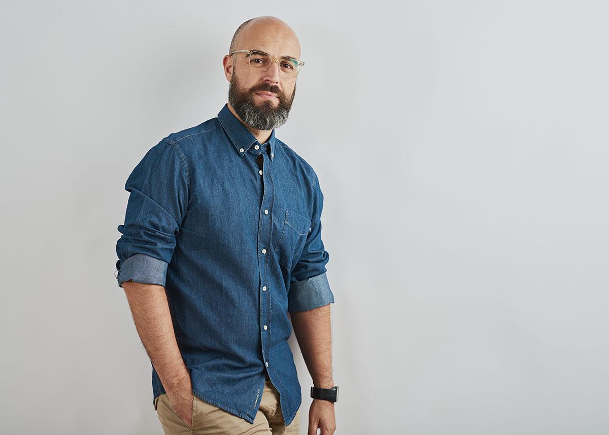 Jorge Mierterán Fotografo moda en Estudio Mierterán