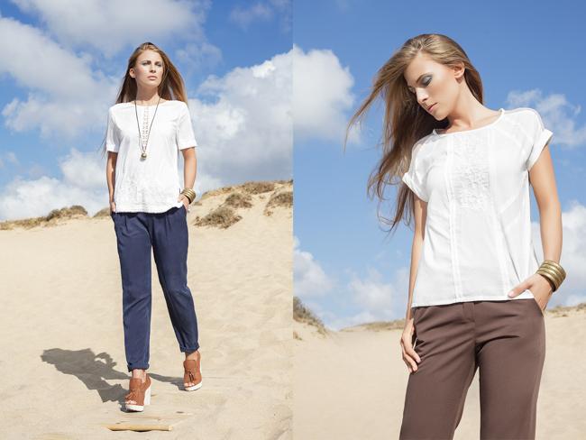 Catálogo de moda Verano 2014 CMSjeans