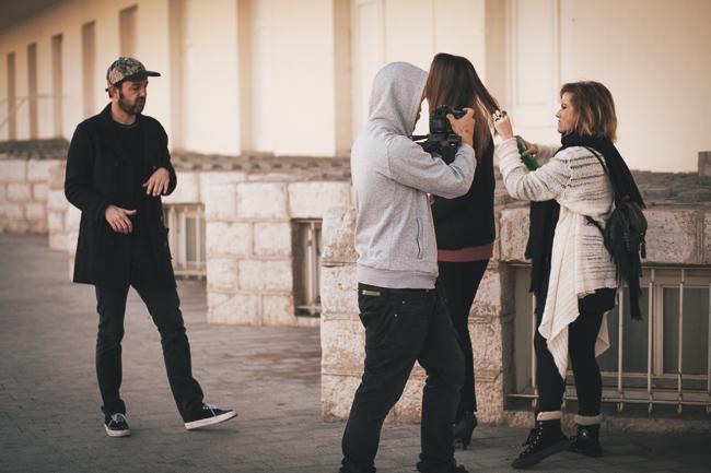 Fotografo profesional moda málaga - sesion fotografia para catálogo en el Soho Málaga 2