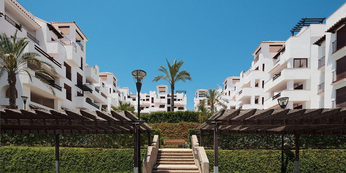Fotografia de arquitectura para promocion inmobiliaria en Almería