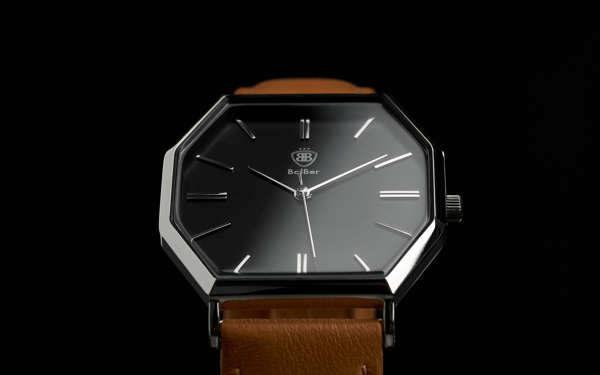 Fotografía de publicidad para la nueva campaña de la firma de relojes Balber.