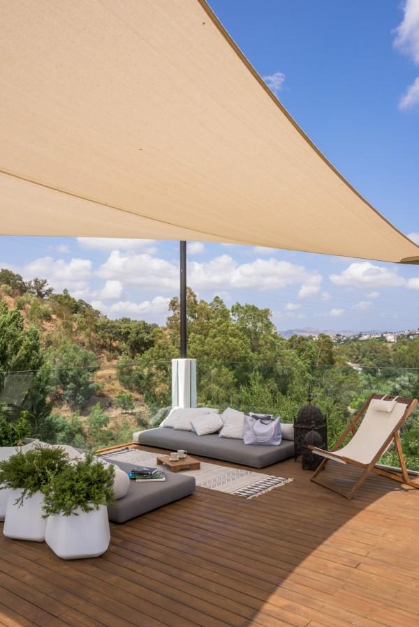 Fotografo de arquitectura para casas rurales en Málaga
