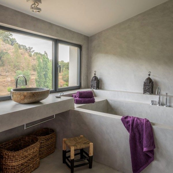 Fotógrafo arquitectura casa rural