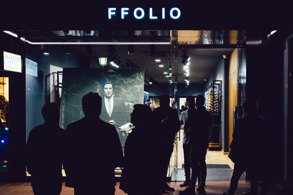 Inauguracion tienda ffolio selected homme puerto banus
