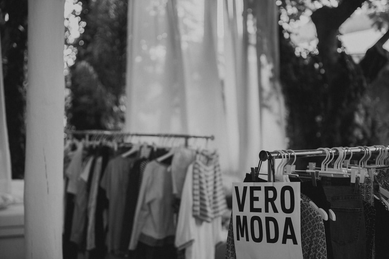 Nuria Fergó imagen de VERO MODA.
