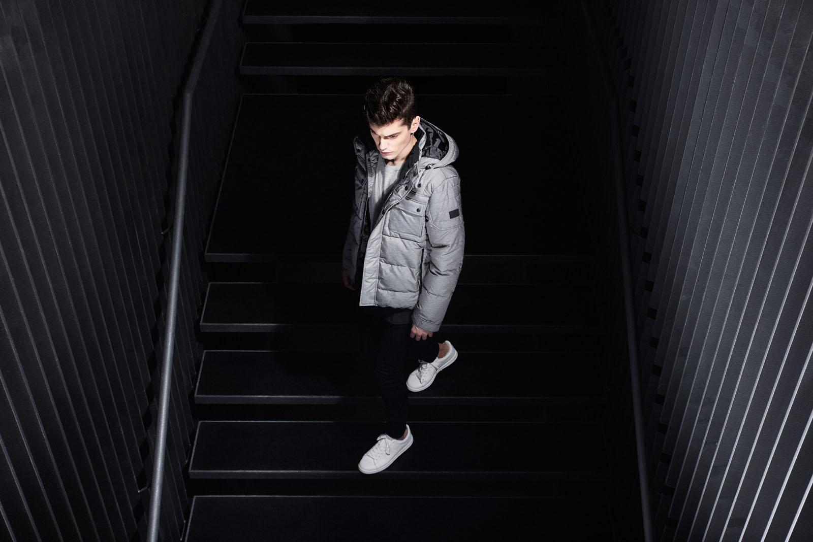 Fotografía de moda para Jack&Jones AW16