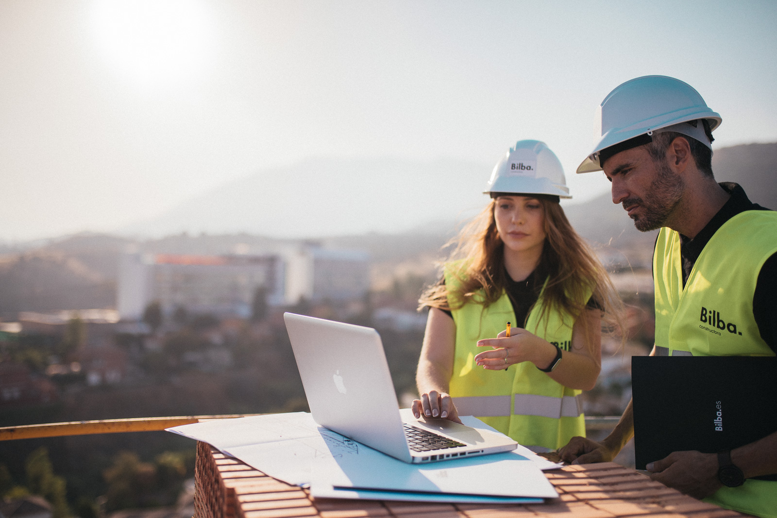 Fotografía corporativa para la constructora de Malaga y Marbella BILBA