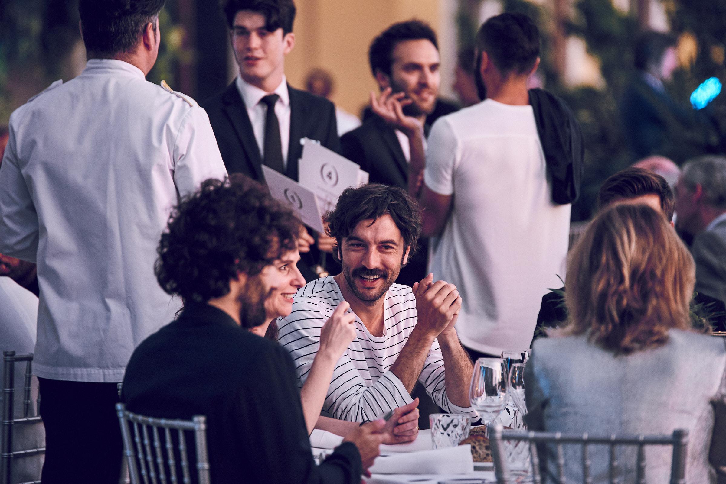 Presentación de Chanel Bleu en Madrid