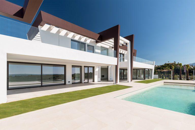 Fotografía de arquitectura Flamingos 11 Marbella